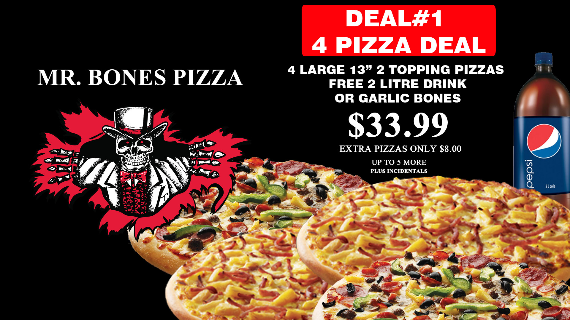 Pizza Deal #1