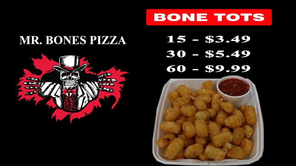 Bone Tots- TV- Menu